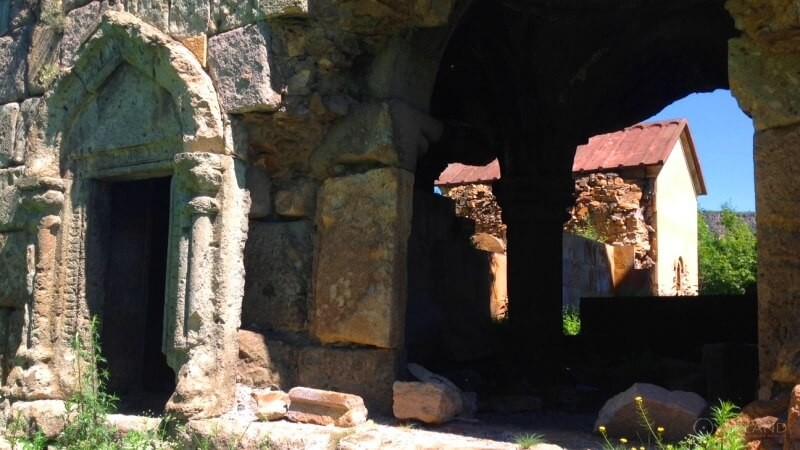 Active tour in Armenia Hnevanq