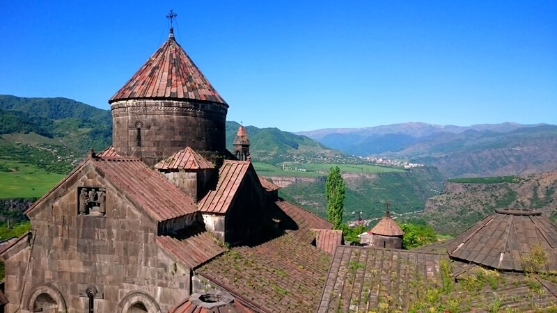Active tour in Armenia Hakhpat