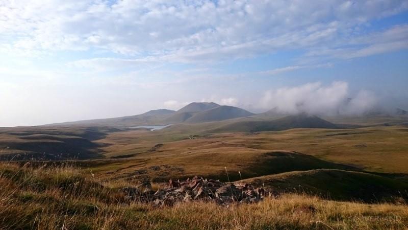 Hiking_Sevan_Armenia_Geghama_Mountains