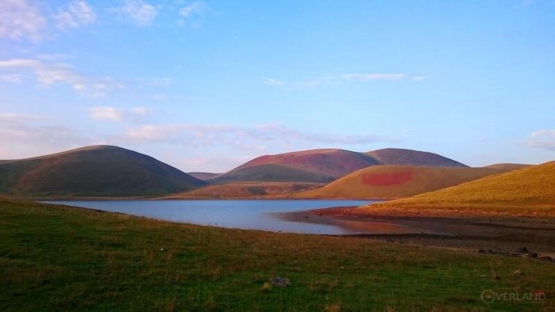 Озеро Акна