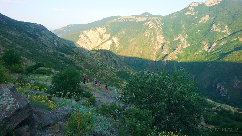 Hiking in Syunik Armenia Old Halidzor