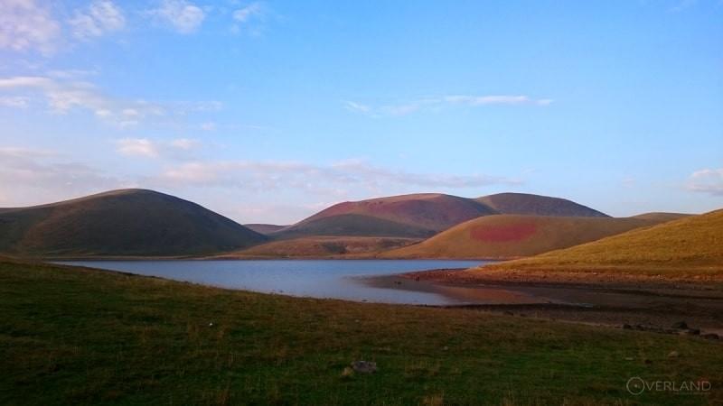 Hiking_Sevan_Armenia_Akna_Lake