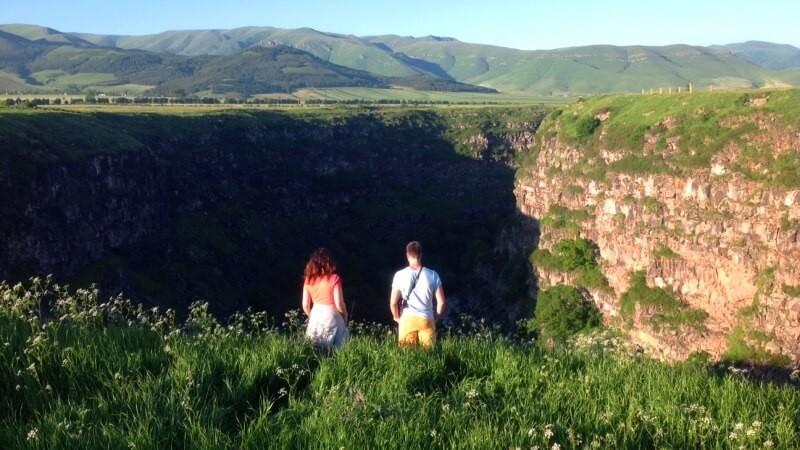 Active tour in Armenia Hiking in Lori