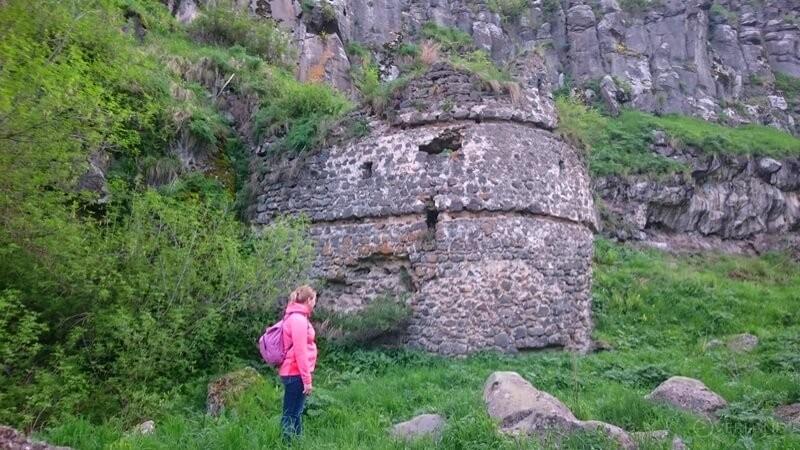 Активный тур в Армению Лориберд