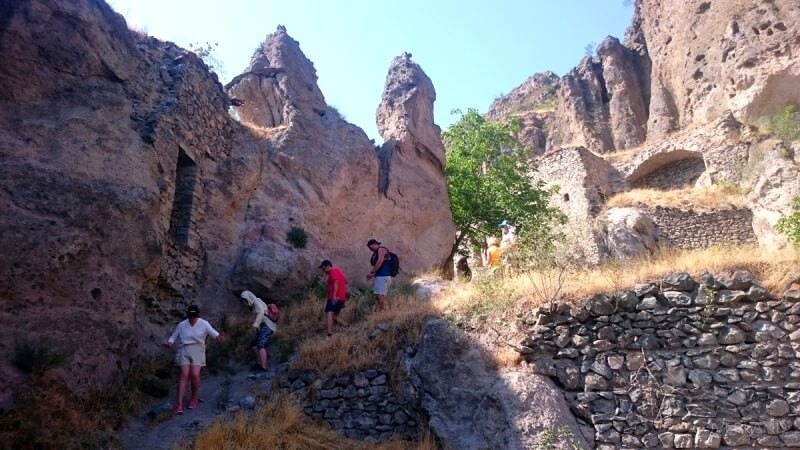 Hiking in Syunik Armenia Old Khot