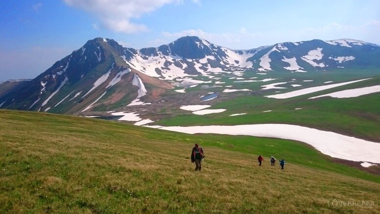 Hiking in Syunik Armenia Ukhtasar