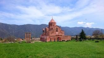 Active tour in Armenia Odzun