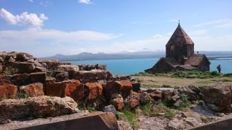 Активный тур в Армению Севан