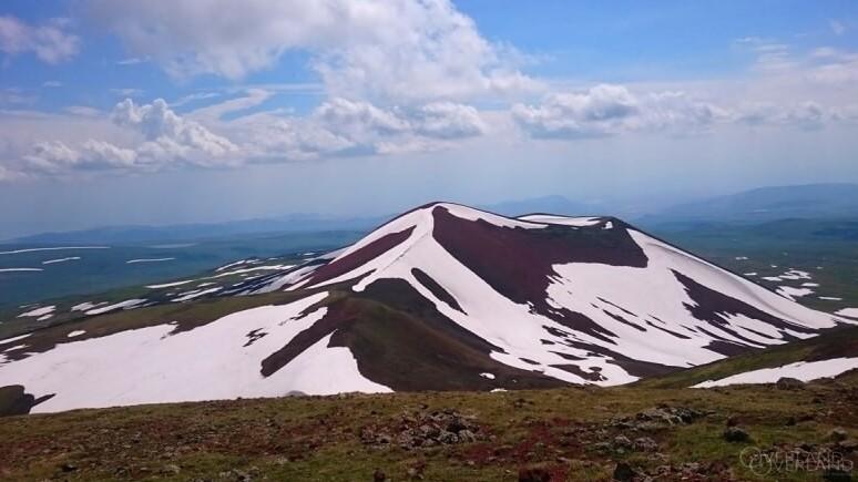 Восхождение на Аждаак и поход в Гегамских горах