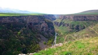 Active tour in Armenia Dzoraget
