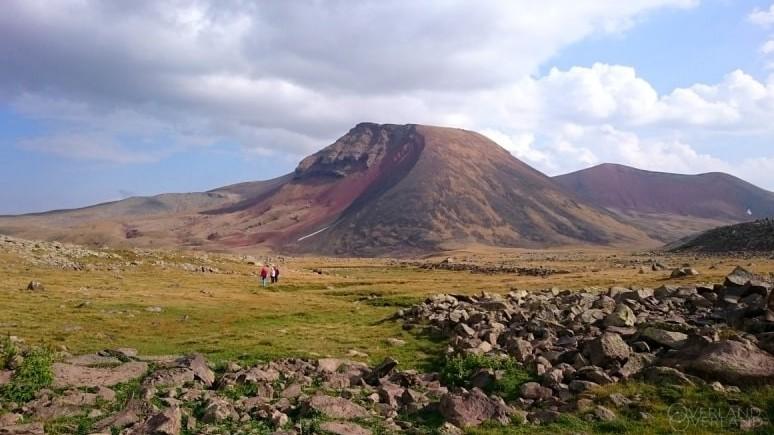 Hiking_Sevan_Armenia_Ajdahak
